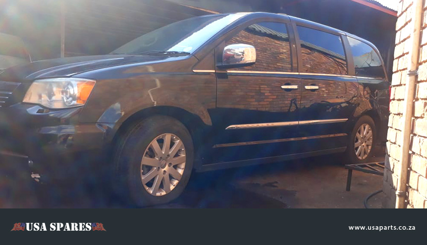 2014 CHRYSLER GRAND VOYAGER 2.8 CRD